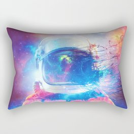 the Universe is in us Rectangular Pillow