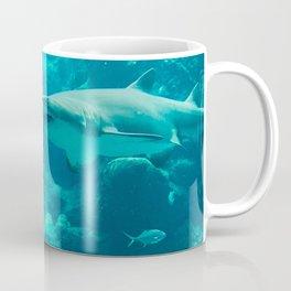 Fish are friends not food Coffee Mug