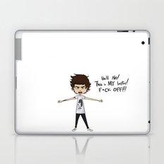 Louis T. Laptop & iPad Skin
