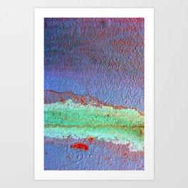 Tremor Art Print