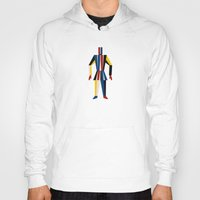 soldier Hoodies featuring TIN SOLDIER by THE USUAL DESIGNERS