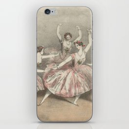 Ballet iPhone Skin