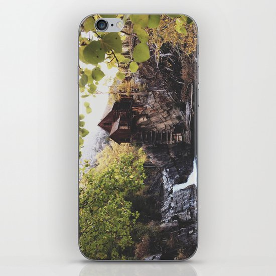The Crystal Mill iPhone & iPod Skin