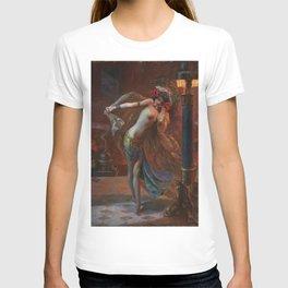 Gaston Bussière - Dance of the Seven Veils T-shirt