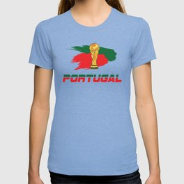 World cup portugal T-shirt