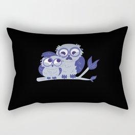 Baby Owl Cute Owls Rectangular Pillow