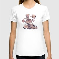 dessert T-shirts featuring Dessert Warrior by Dulciole