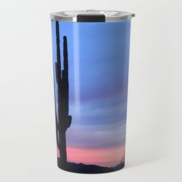 Majestic Saguaro Travel Mug