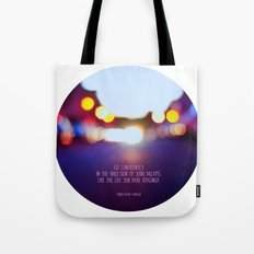 Live your dreams Tote Bag