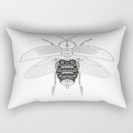 entomology 03. (ii) Rectangular Pillow