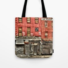 South Street New-York Tote Bag