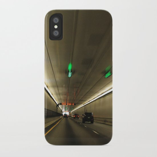 The Tunnel iPhone Case
