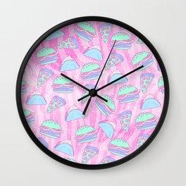 Dream of a Gastrotopia Wall Clock