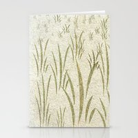 grass Stationery Cards featuring Grass by Armin