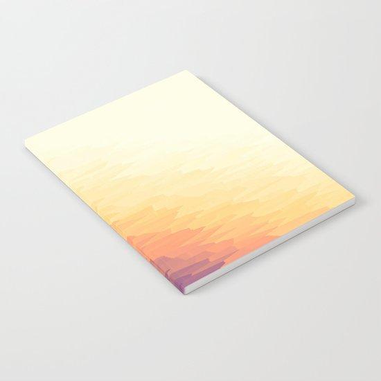 Bold Neutrals Texture Notebook