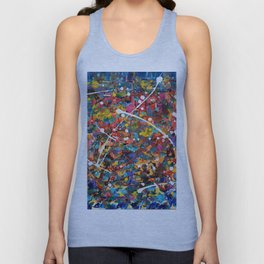 Colorful Impressions Unisex Tank Top