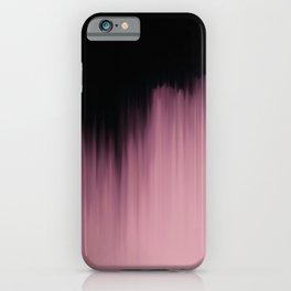 Dramatic Pink iPhone Case