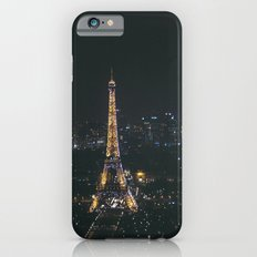 Eiffel Tower Light Show iPhone 6 Slim Case
