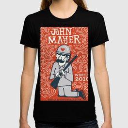 john mayer tour 2020 atin3 T-shirt