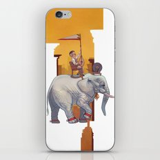 Start Small, Think Big iPhone & iPod Skin