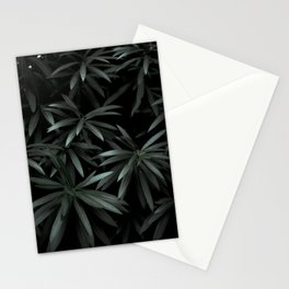 Leaves by Feifei Peng Stationery Cards