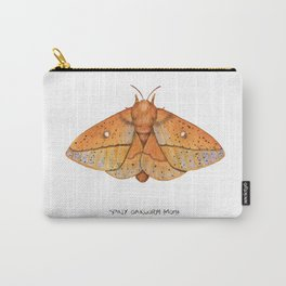 Spiny Oakworm Moth (Anisota stigma) Carry-All Pouch