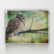 Listen a hundred times. Ponder a thousand times. Speak once. Laptop & iPad Skin