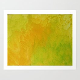 Lemon/Lime Art Print