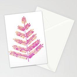 Leaflets – Pink Ombré Palette Stationery Cards
