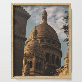 Sacré-Cœur, Paris Serving Tray