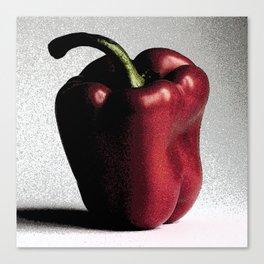 Pepper Canvas Print