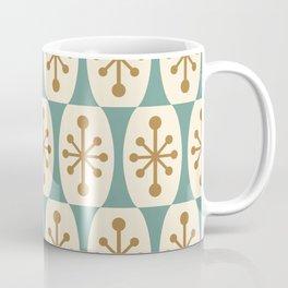 Mid Century Modern Atomic Fusion Pattern 101 Coffee Mug