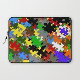 Puzzle Stones Laptop Sleeve