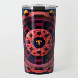 Cosmic dome Travel Mug