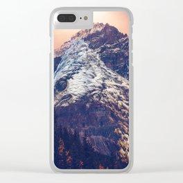 Mythology 4 Clear iPhone Case
