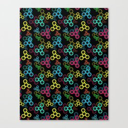 Spinner Canvas Print