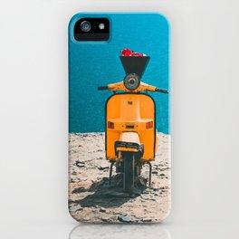 Bajaj Scooter iPhone Case