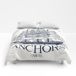 Anchors Away Comforters