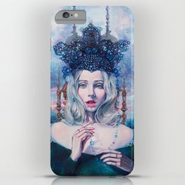 Self-Crowned iPhone Case