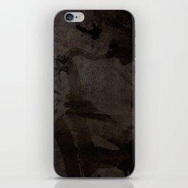 Jazzman laptop iPhone Skin