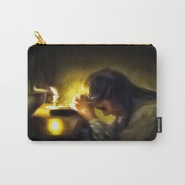 Prayers at Bedtime Carry-All Pouch