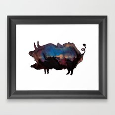 B O A R Framed Art Print