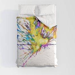 My Schizophrenia (15) Comforters