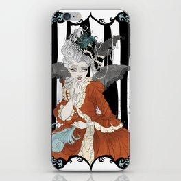 Madame Batshit iPhone Skin
