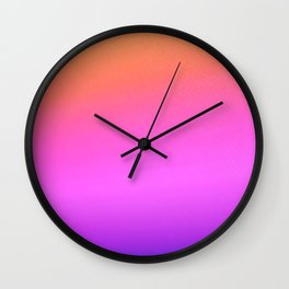 Studies in Boradcast Colour Series 16 Wall Clock