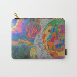 A Good Witch from The Rainbow Coral River Forest in Another World Carry-All Pouch