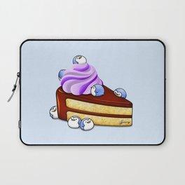 Choc Penguin Cake Laptop Sleeve