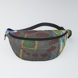 Labyrinth Fanny Pack