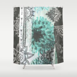 fre Shower Curtain