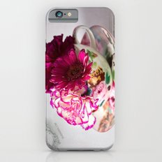 Shabby chic floral Slim Case iPhone 6s